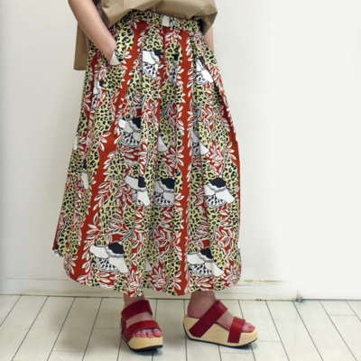 (lady's) TAC SKIRT (Lbt001)