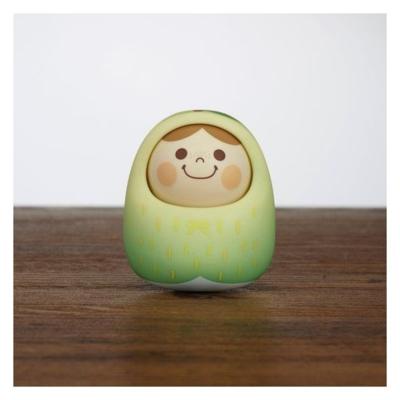 うなずきん Green apple