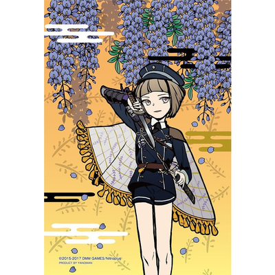 70ピース ジグソーパズル 刀剣乱舞―ONLINE― 前田藤四郎(藤)【プリズムアートプチ】(10x14.7cm)