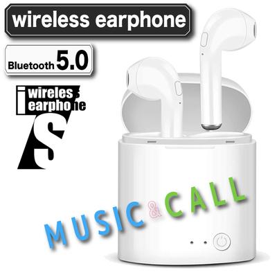 ワイヤレスイヤホン Bluetooth 5.0 iPhone イヤホン ブルートゥース i7S tws