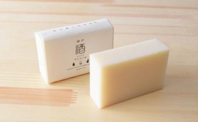 神戸酒石鹸