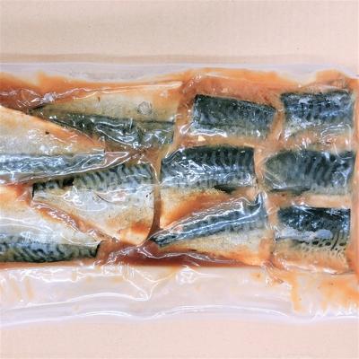 国産サバのみそ煮 10切入【業務用冷凍食品】