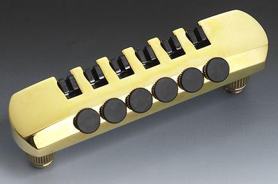[Schaller] Fine Tuning Tailpiece (6色)