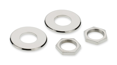[Schaller] Security Lock Washer & Nut Set