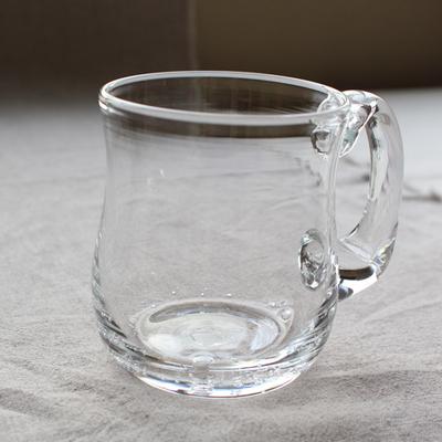 ビアジョッキ ガラス 食器 コップ ビアグラス 吹きガラス 手作り hono工房