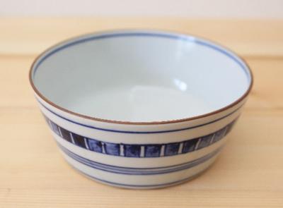 小鉢 キューブ  京都染付 日本製