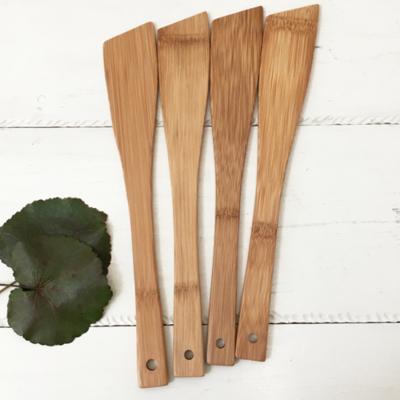 木べら ピラフターナー 竹製 細め