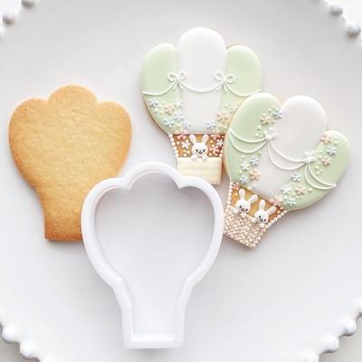 【ayari】気球 クッキーカッター(00352)