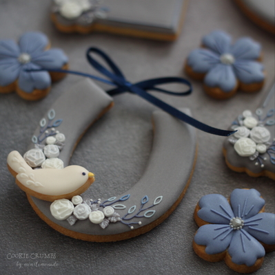 【Cookie Crumbs】馬蹄 クッキーカッター(00355)