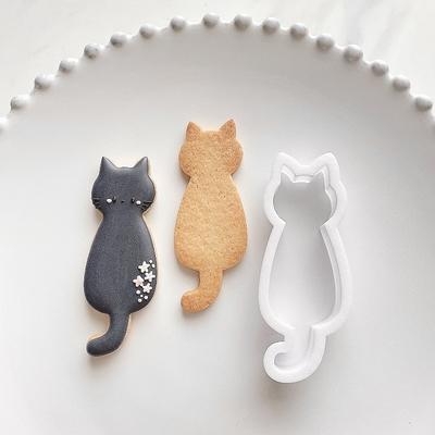 【ayari】ねこ クッキーカッター(00357)