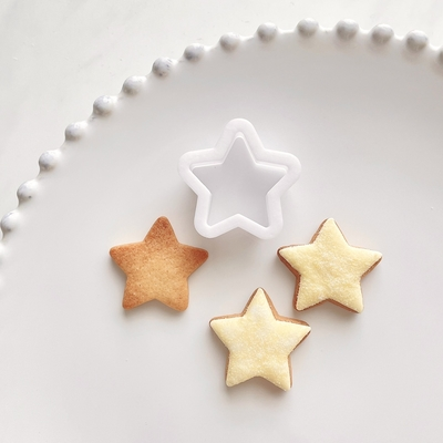 【ayari】ミニ星 クッキーカッター(00357)