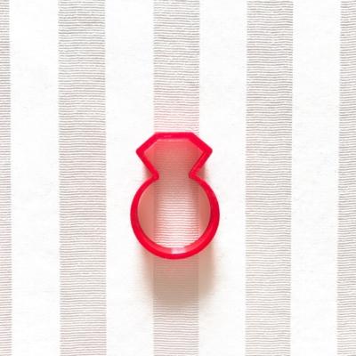 指輪のクッキーカッター(0053)