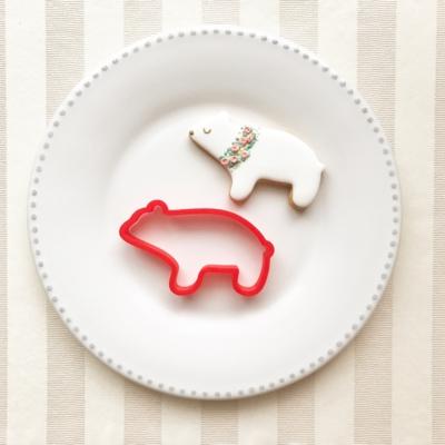 くまのクッキーカッター(00100)