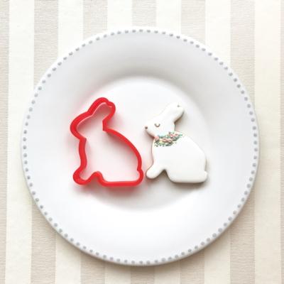 うさぎのクッキーカッター(0099)