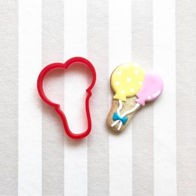 風船・バルーンのクッキーカッター(00113)