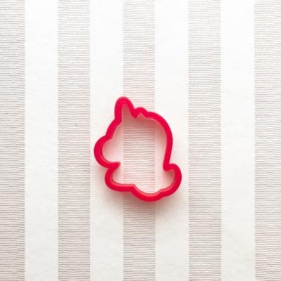 ユニコーンのクッキーカッター(0010)