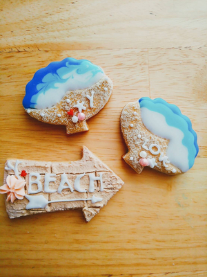 シェル(貝)のクッキーカッター(00125)