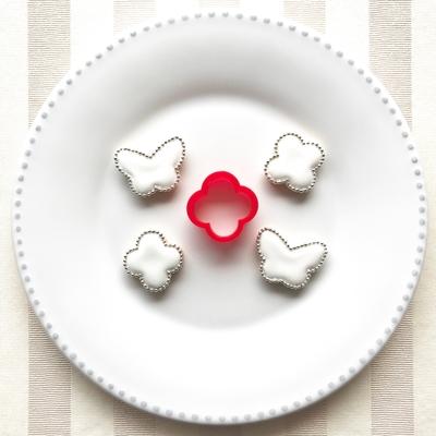 お花のミニクッキーカッター(0015)