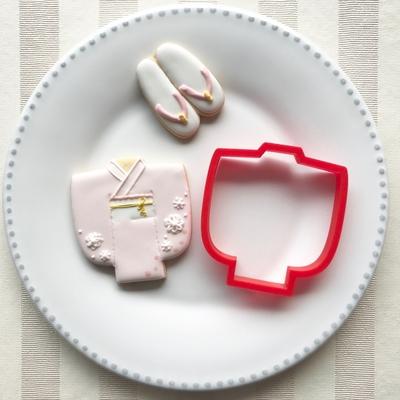 着物のクッキーカッター Ver.1 (00128)