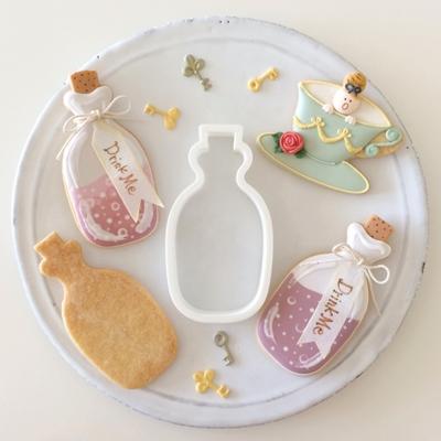 【Fiocco original】ボトルクッキーカッター