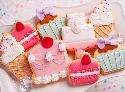 【YuyuCakes】マカロンのクッキーカッター(00151)