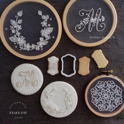 糸まき クッキーカッター(00183)