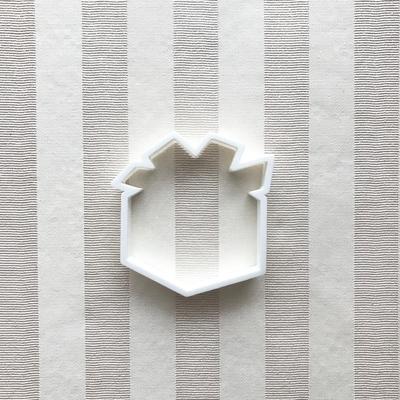 プレゼント(6cm) クッキーカッター(00190)