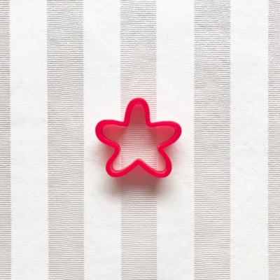 ヒトデのクッキーカッター(0026)