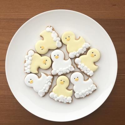 ラバーダックのクッキーカッター(00200)