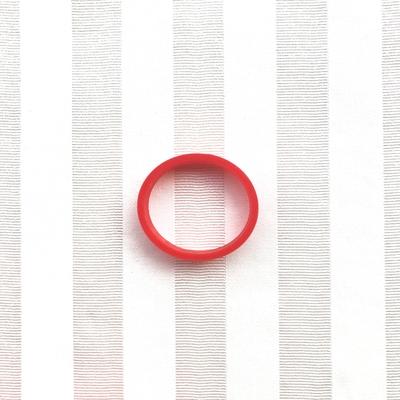 楕円(4.8cm)のクッキーカッター(00173)