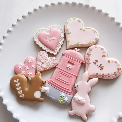 【ayari】ポストのクッキーカッター(00219)