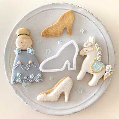 【Fiocco original】ハイヒールクッキー クッキーカッター(00260)