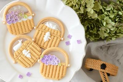 【JILL's original】バスケット クッキーカッター:セットor単品(00262)