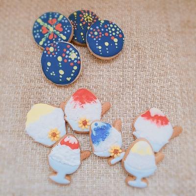 かき氷 クッキーカッター Ver.2 (00258)