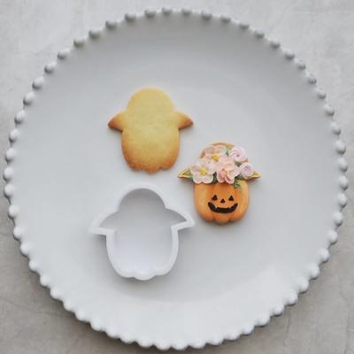 【ayari】かぼちゃのフラワーアレンジメント クッキーカッター(00272)