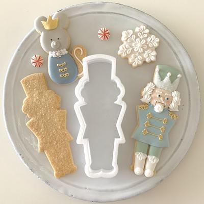 【Fiocco original】ナッツクラッカー クッキーカッター(00283)