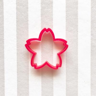 サクラのクッキーカッター(0054)
