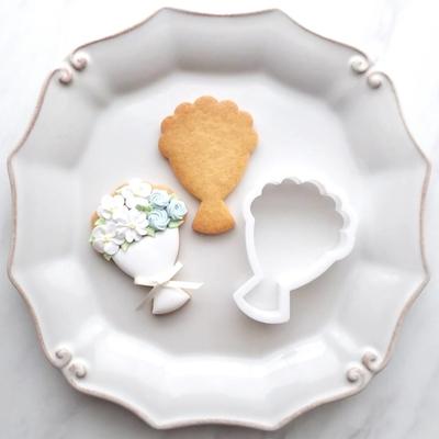 【ayari】ブーケ クッキーカッター(00293)