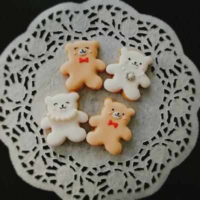 ミニベアー クッキーカッター(00294)