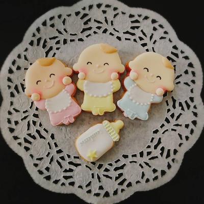 ミニ哺乳瓶 クッキーカッター(00294)