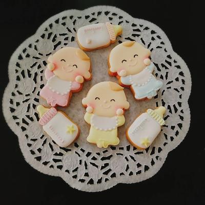ベビー クッキーカッター(00294)
