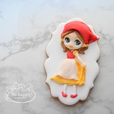 【so happy*】14cmプラーク クッキーカッター(フィギュアレッスン)(00302)