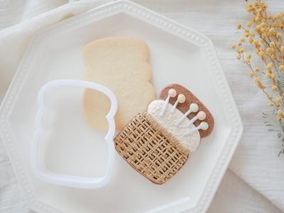 【おうち教室ふくふく】針山 クッキーカッター (00306)