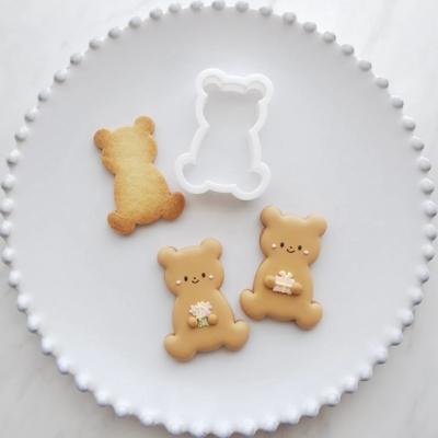 【ayari】くま クッキーカッター(00308)