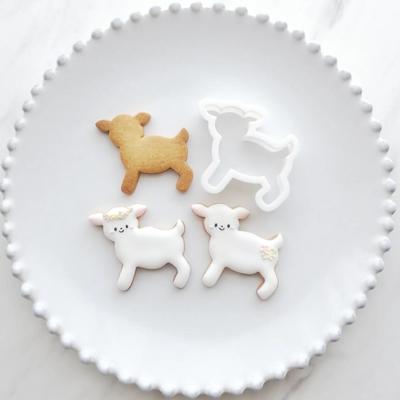 【ayari】こやぎ クッキーカッター(00308)