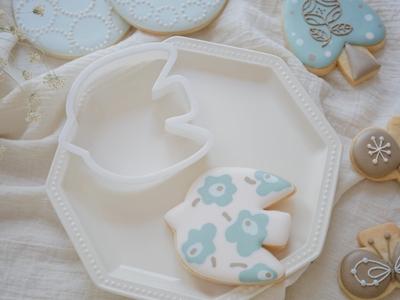 【おうち教室ふくふく】とり クッキーカッター (00309)
