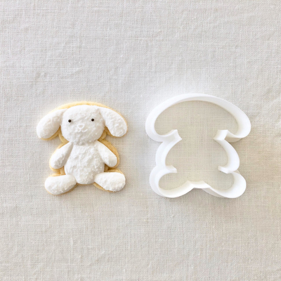 【C.bonbon】うさぎ クッキーカッター(00314)
