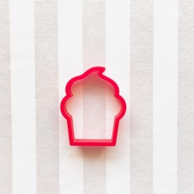 カップケーキのクッキーカッター(0062)