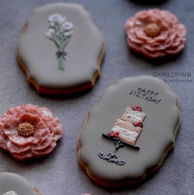 【Cookie Crumbs】プラークC クッキーカッター(00322)