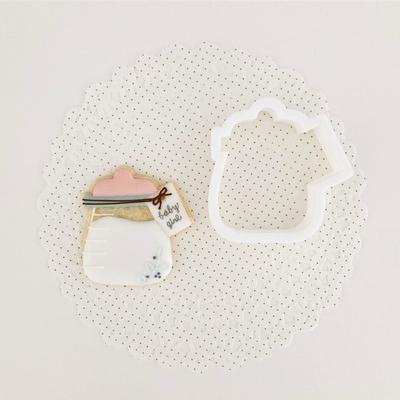【C.bonbon】ベイビーボトル クッキーカッター(00326)